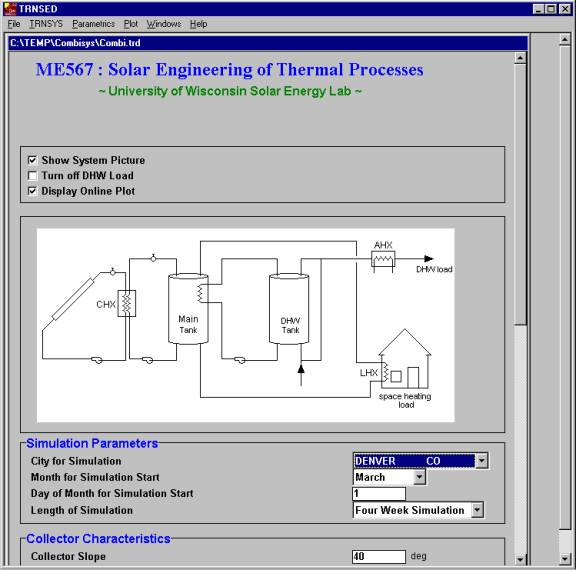 TRNSYS 15 for Windows